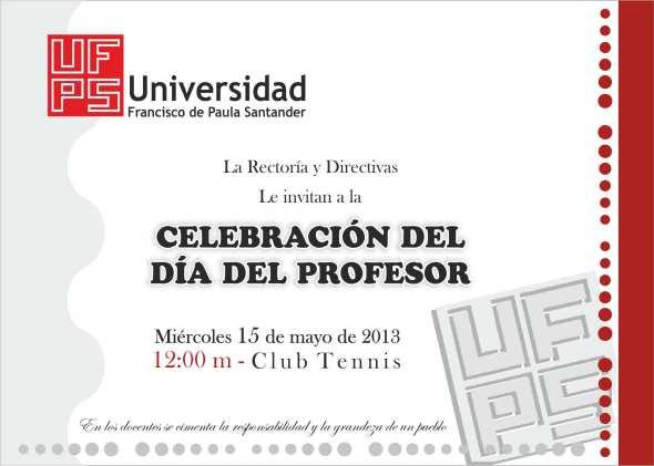 Día Profesor 2013