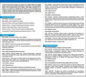 programa VI Congreso
